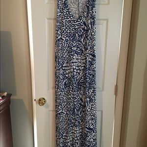 Lilly Pulitzer XL maxi dress